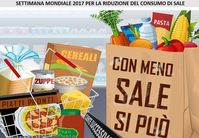 Steralmar dalla parte di salute e benessere: riservadimare® per la XII Settimana mondiale per la riduzione del consumo di sale